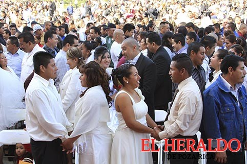 Invitan a casarse en Zamora