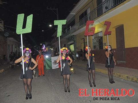 UTGZ realiza Festival de Muertos