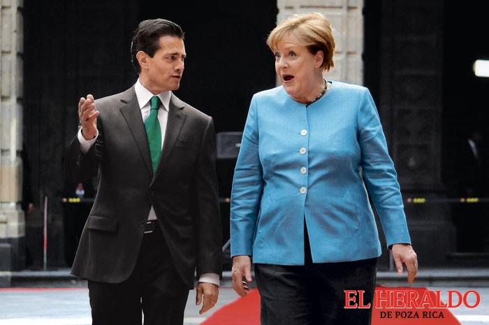 Condenada al fracaso: Angela Merkel