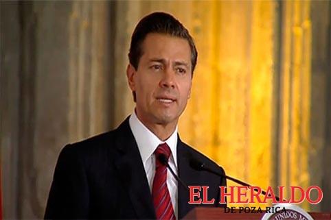 Peña Nieto entregará economía en crecimiento