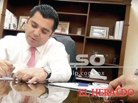 PAN inicia proceso de expulsión de diputado de SLP