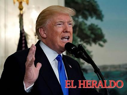 Filtración de Washington Post sobre Trump es 'ilegal'