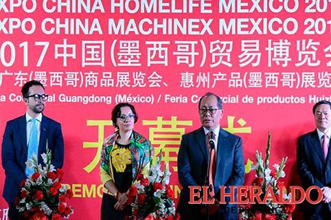 Quiere China TLC con México