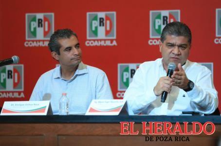 Enrique Ochoa pide al PAN no polarizar a coahuilenses