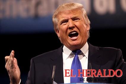 Se declara Trump