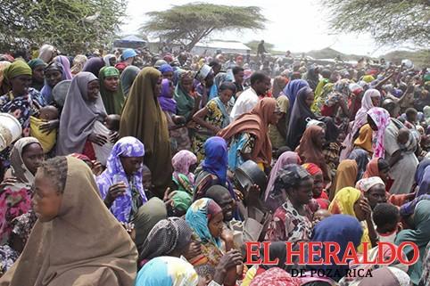 Emergencia alimentaria en África