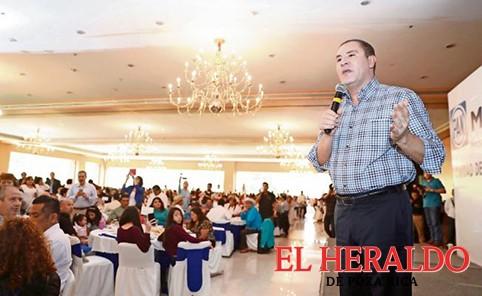 Confía Moreno Valle ganar interna del Frente Amplio