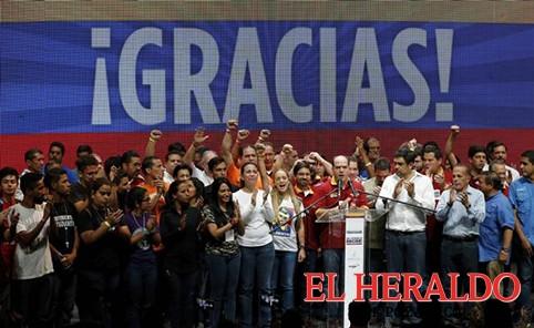 Oposición venezolana convoca a paro general