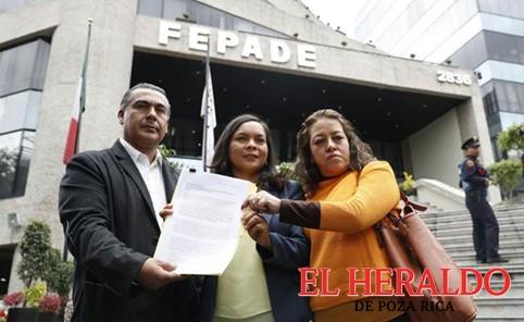 Denuncia PRD a Lozoya ante Fepade