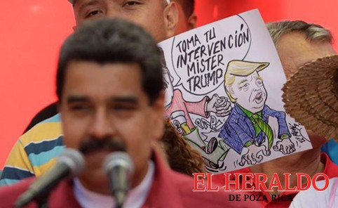 """Maduro compara gabinete con elenco de """"El Chavo del 8"""""""