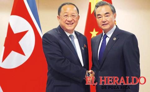 China exhorta a Norcorea a no provocar al mundo