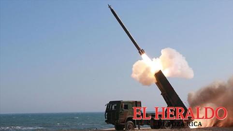 """Norcorea enfrentará """"fuego y furia"""""""