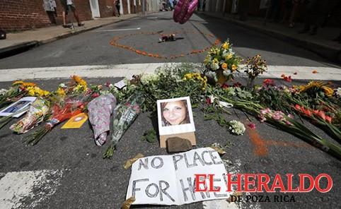 Identifican a víctima de disturbios en Virginia