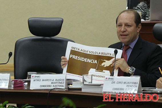 """""""El Bronco"""" aún puede solicitar registro"""