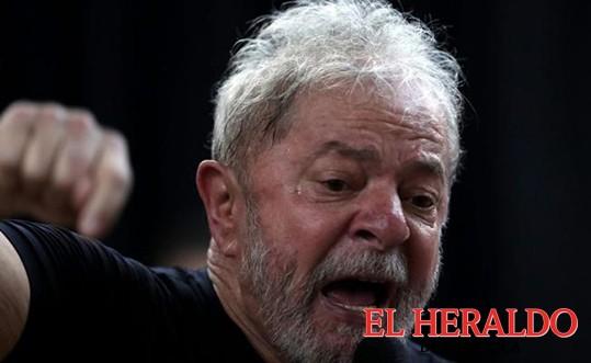 Corte rechaza recursos de Lula