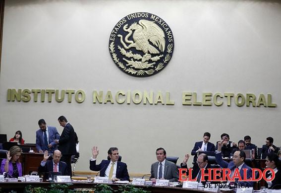 INE organizará tres debates
