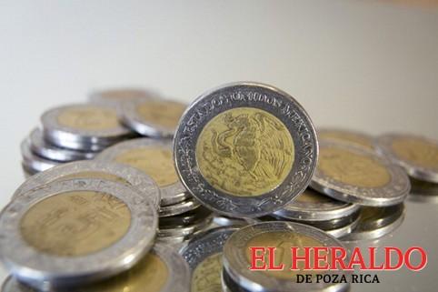 Aumenta 5 pesos el salario mínimo