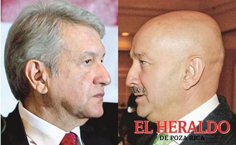 AMLO y Salinas rivalidad de 2 décadas