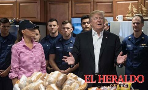 Trump reitera que construirá muro