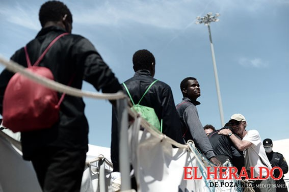 Europa plantea para migrantes