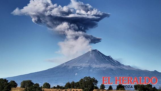 Hay 48 volcanes activos en México