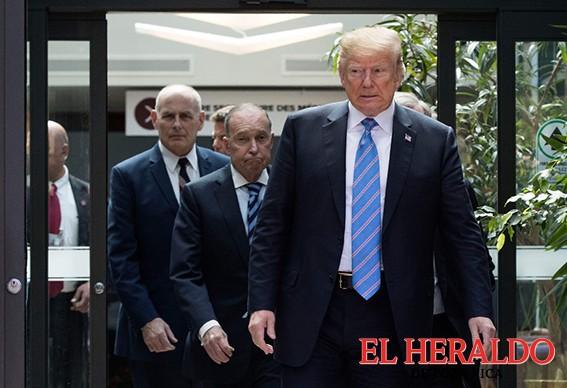 Dispara Trump crisis diplomática y comercial