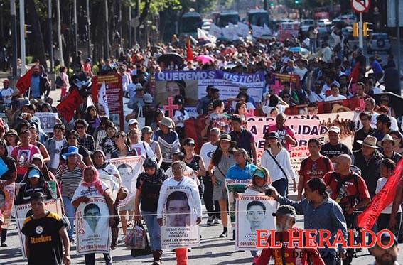 CNDH detectó nuevo error en caso Ayotzinapa