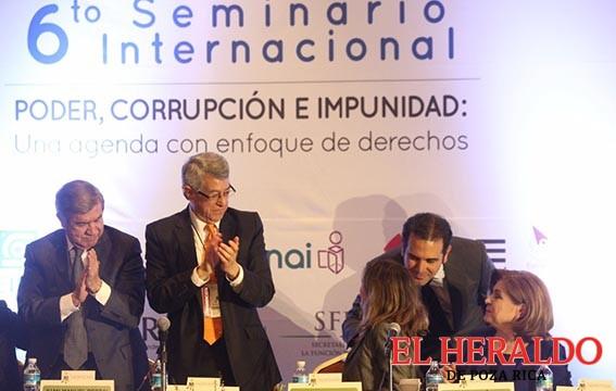 Proponen profesionalizar Sistema Nacional Anticorrupción