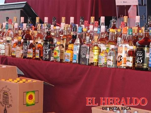 Pintan bebidas alcohólicas 'piratas'