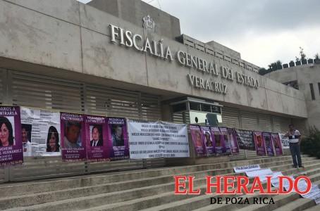 Toman Fiscalía de Veracruz