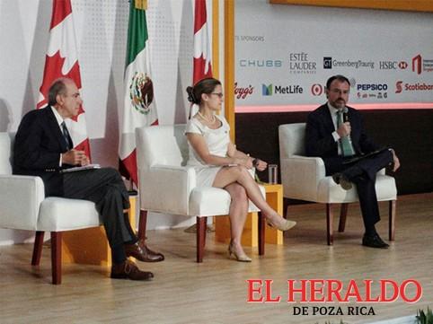 Antes de elecciones renegociación del TLCAN : Videgaray