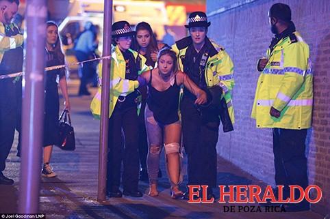 Salman Abedi responsable del atentado