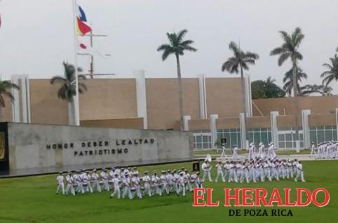 Escuela naval: 103 años formando cadetes