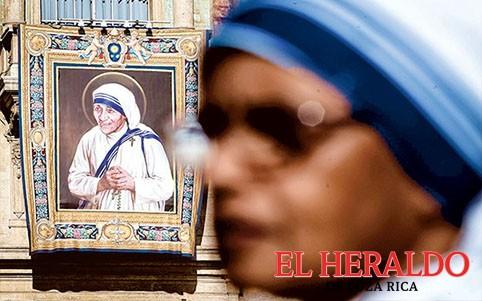 La madre Teresa de Calcuta ya es santa