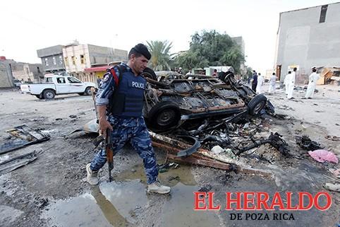 Doble atentado en Irak deja más de 30 muertos