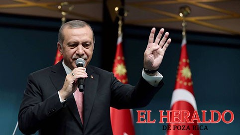 Turquía suspende convención Europea de Derechos Humanos