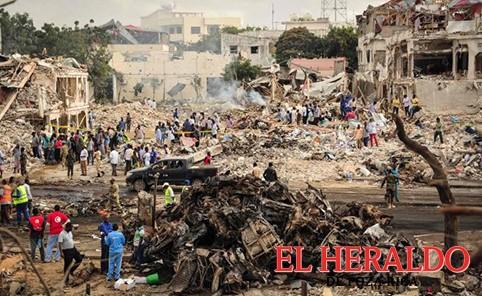 Somalia sufre el peor atentado