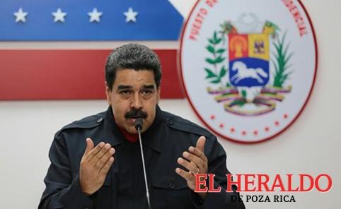 """Maduro califica jornada un """"éxito total"""""""
