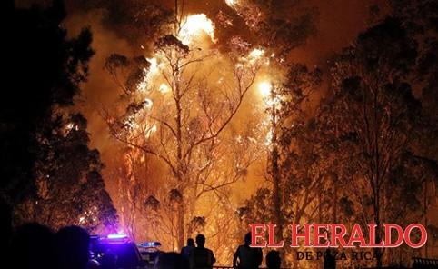 Incendios en Galicia dejan dos muertos