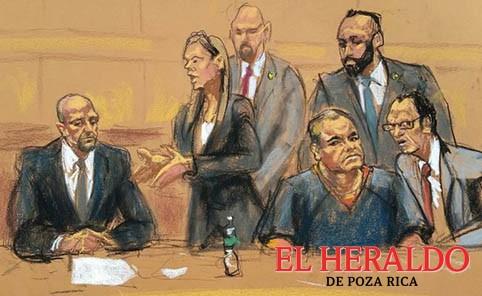 """Juez niega a """"El Chapo"""" reuniones"""