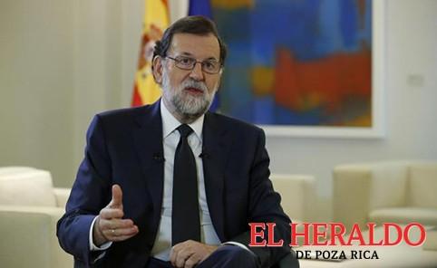 Impediremos independencia de Cataluña: Rajoy