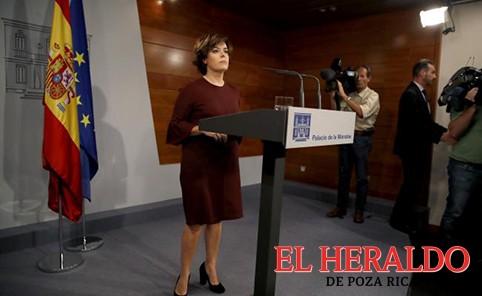 """Puigdemont ha sumido a Cataluña"""