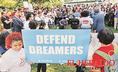 Alcaldes de EU piden leyes para dreamers