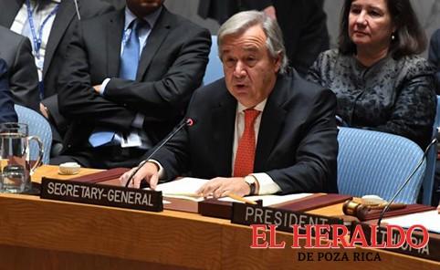Jede de la ONU seguirá trabajando