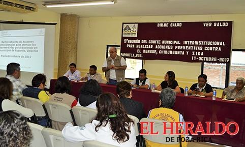 Llaman a intensificar acciones contra el dengue