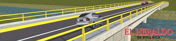 Entregarán el puente Valenzuela