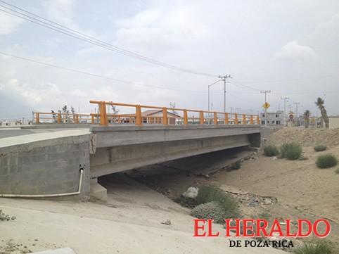 Hoy entregan el puente