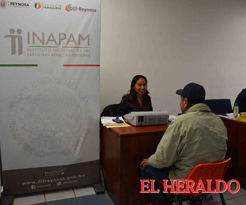 Exhortan a tramitar la credencial del INAPAM