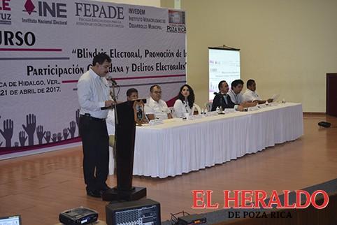 Voto debe ser libre dice Aguilar Ibañez
