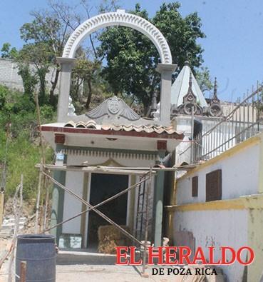 Inician delimitación del panteón municipal
